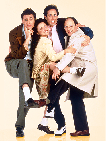 Seinfeld Fashion Ruled TV in the '90s
