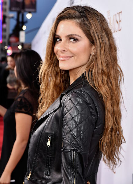 Maria Menounos Diagnosed with Golf Ball-Sized Brain Tumour, Leaves E! News