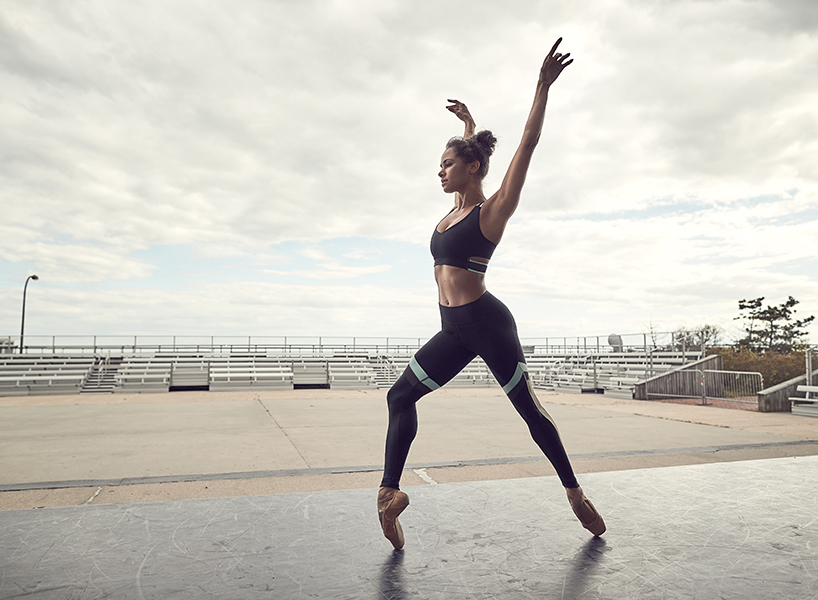 Misty Copeland dances to words by poet Saul Williams in the new Under Armour campaign