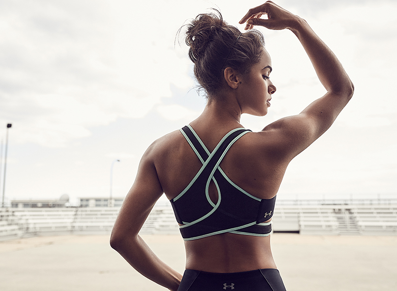 Misty Copeland stars in Under Armour's Unike Any ad campaign