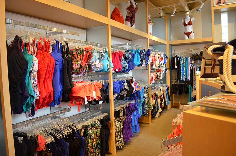 Ottawa's Brio is one of our top picks for the best swimwear boutiques in Canada