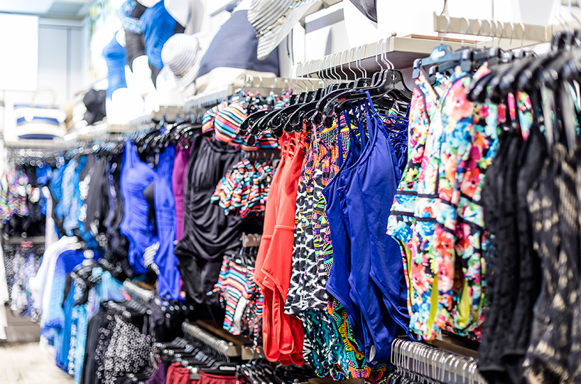 Saskatoon's Swimco is one of our top picks for the best swimwear boutiques in Saskatoon