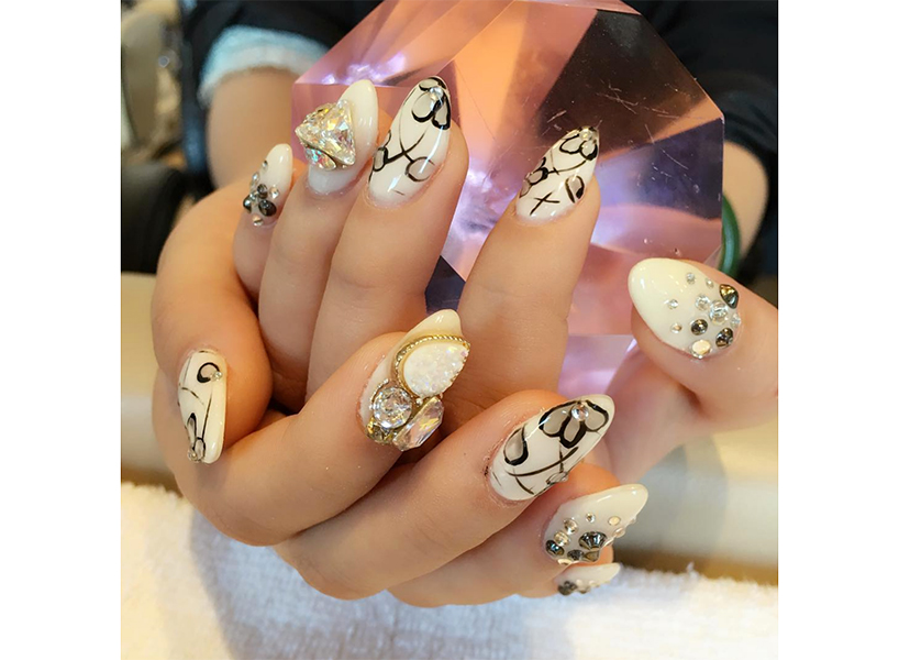 Best nail art places to try across canada flare su nails and spa is one of the best nail art places in halifax prinsesfo Image collections
