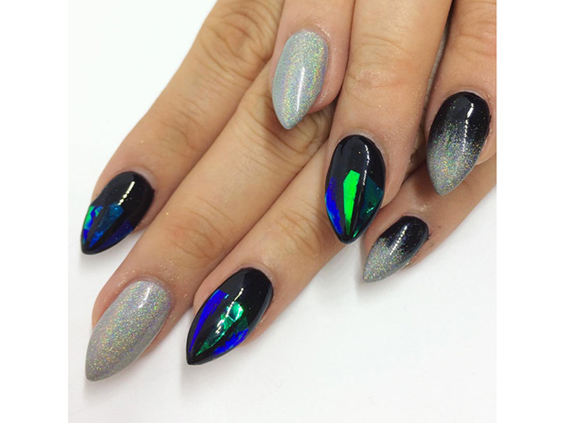 Best nail art places to try across canada flare for 3d nail salon midvale utah