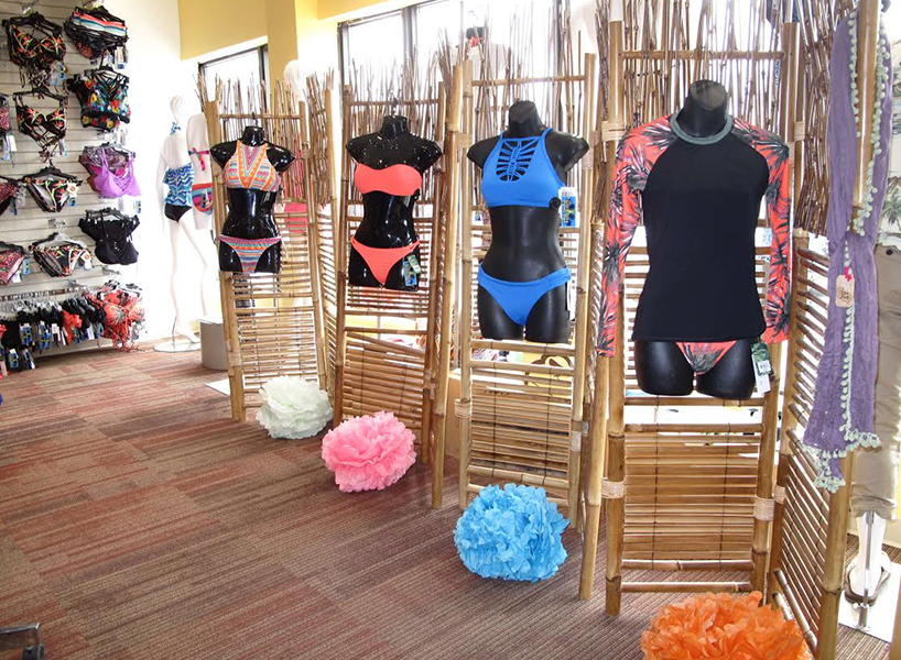 Winnipeg's The Hula Hut is one of our top picks for the best swimwear boutiques in Canada
