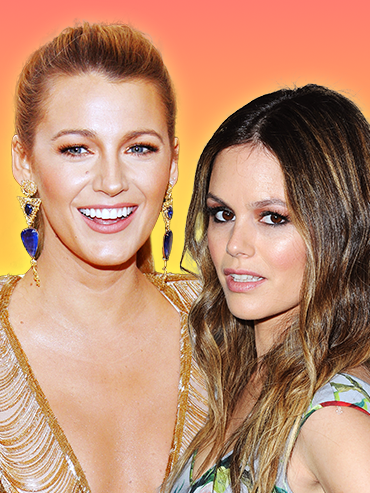 Blake Lively and Rachel Bilson are birthday twins