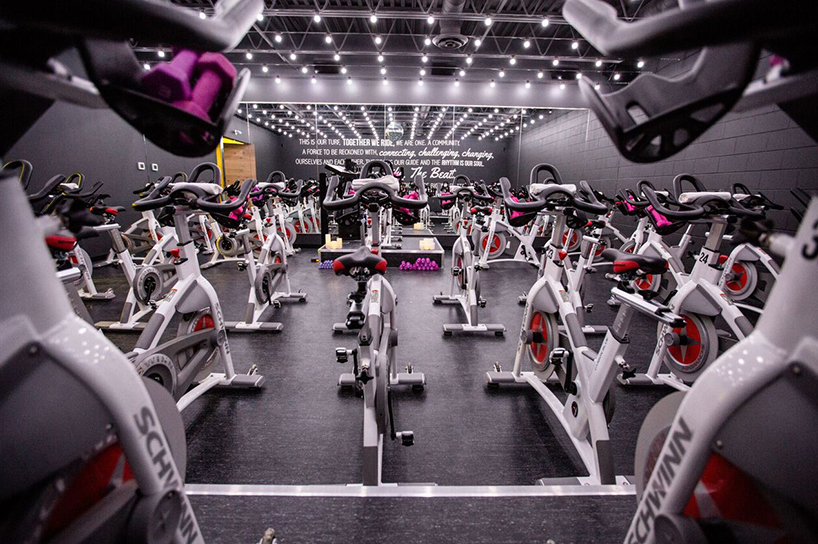 One of our top picks for best spinning classes in Winnipeg