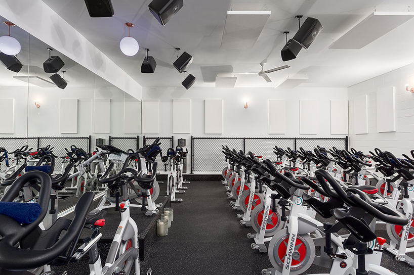 This studio in Vancouver is one of our picks for the best spinning studios in Canada