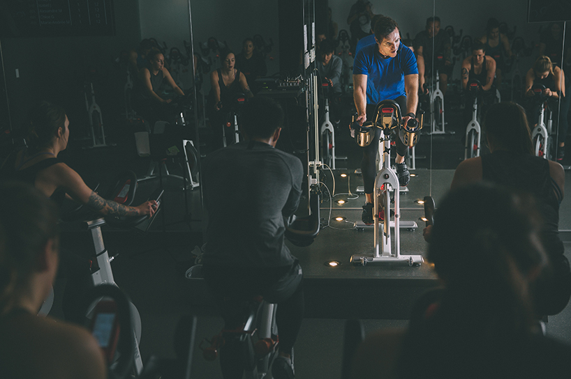 One of our top picks for best spinning classes in Montreal