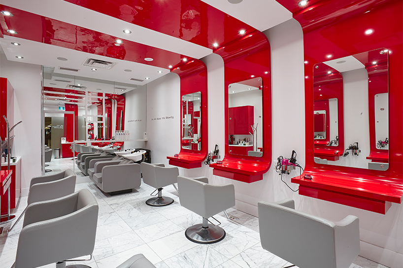 Toronto's Blowdry Lounge is one of our top picks for the best blowout salons in Canada