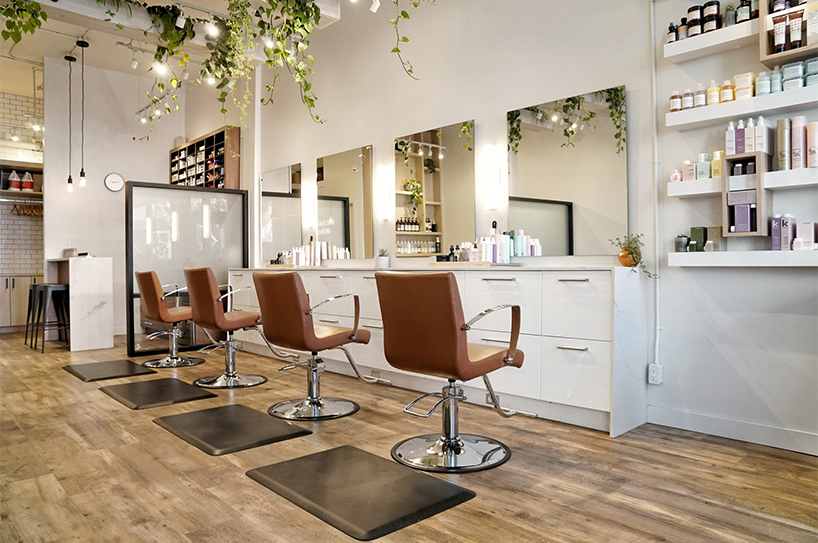 Vancouver's Stone Fox Hair is one of our top picks for the best blowout salons in Canada
