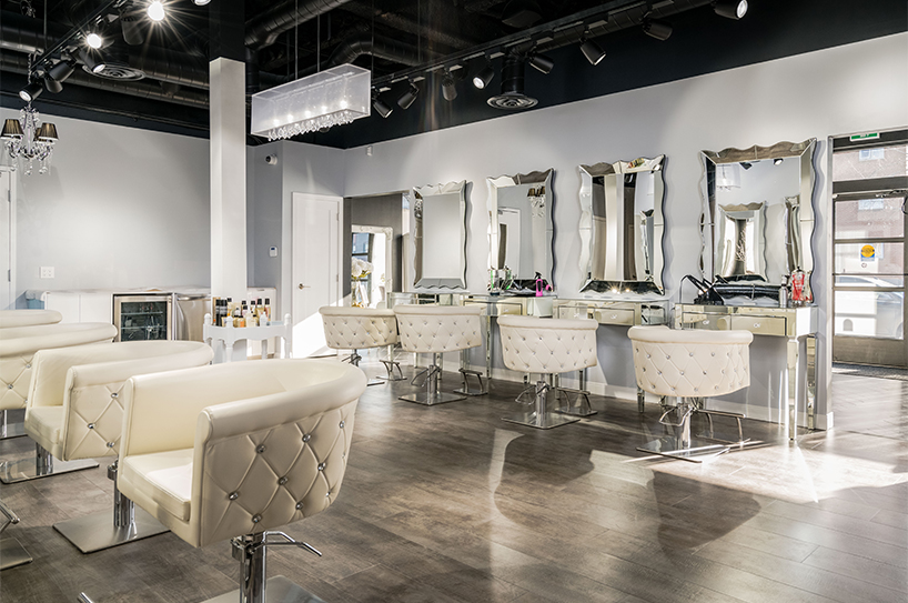 Winnipeg's The Glam Bar is one of our top picks for the best blowout salons in Canada