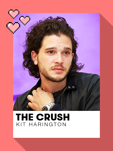 The Crush: Game of Thrones Star Kit Harington