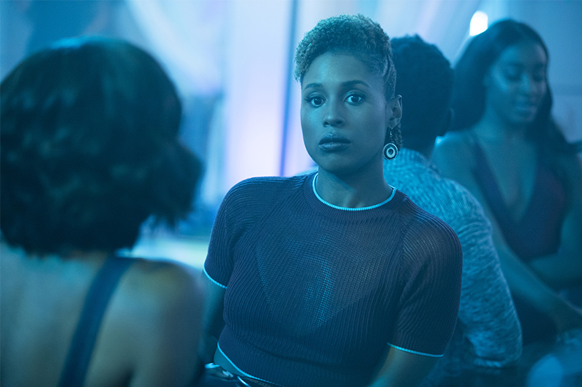 Here's How the Woman Behind the Camera on Insecure Properly Lights Its Black Actors