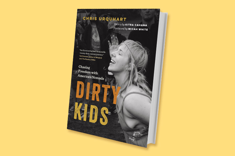 The cover of the book Dirty Kids by Chris Urquhart