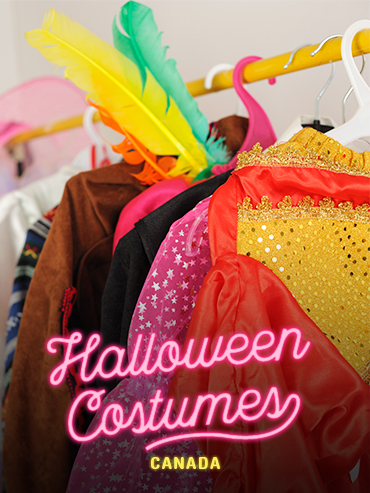 Where to Go for a Last-Min (But Totally Awesome!) Halloween Costume
