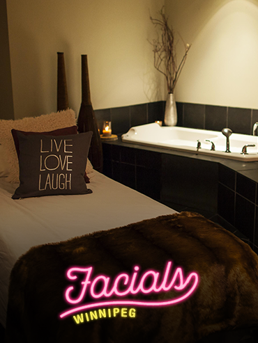 Urban Oasis Mineral Spa is one of the best facials in Winnipeg