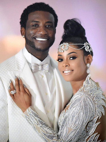 Gucci Mane and Keyshia Ka'oir Just Spent $1.7 Million on Their Wedding