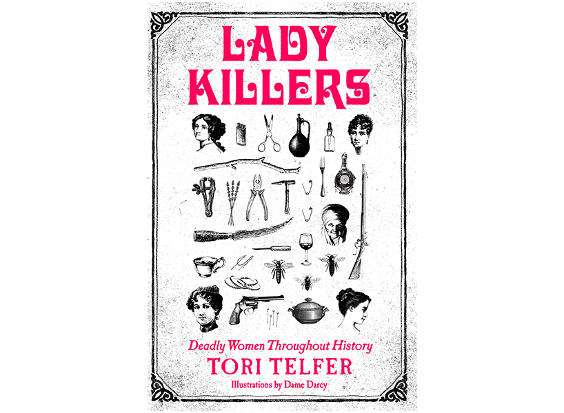 The cover of Lady Killers