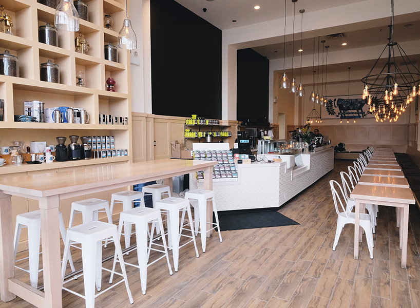 All the best coffee shops in Calgary