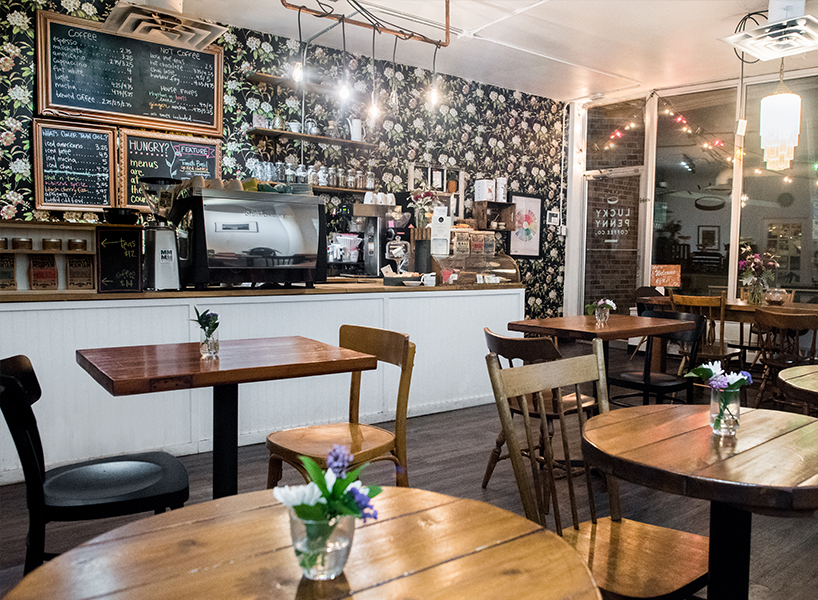 All the best coffee shops in Halifax