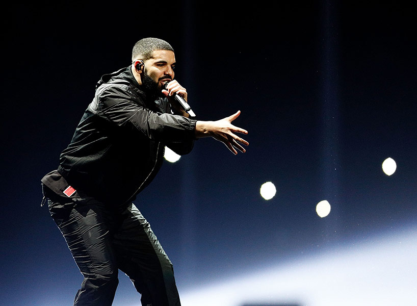 Drake called out groper at an after-party for one of his concerts in Sydney, Australia