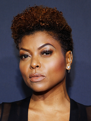 Peep all the Celebs Natural Curls, including Taraji's