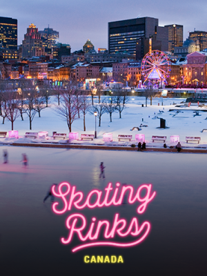 These are the best places to ice skate across the country