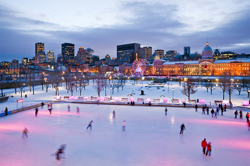 Bonsecours Basin in Quebec (Photo courtesy © MTTQ, Pictures Canada)