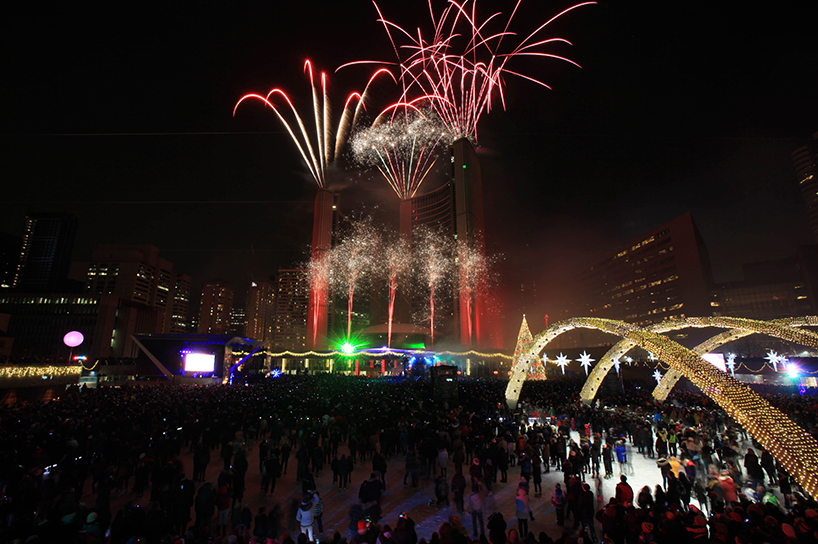 All the best places to ring in the New Year in Toronto