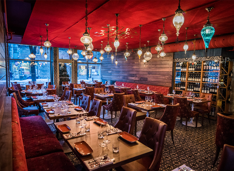 The Best Places For Christmas Dinner Montreal Flare