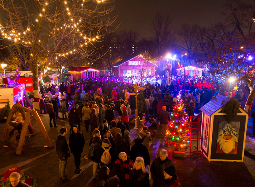 All the best christmas events and activities in Montreal