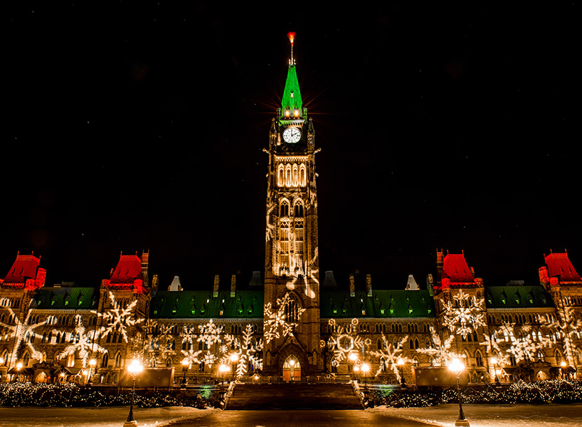 All the best christmas events and activities in Ottawa