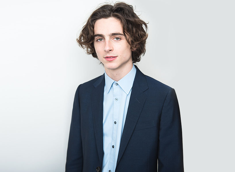 Timothee Chalamet TimesTalks with the cast of 'Call Me By Your Name', New York, USA - 17 Nov 2017