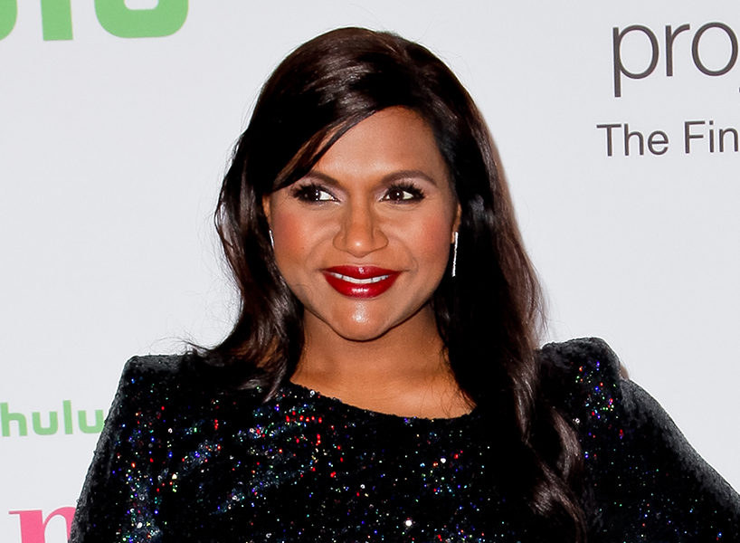 Mindy Kaling Baby Daddy: WEST HOLLYWOOD, CA - SEPTEMBER 12: Mindy Kaling attends 'The Mindy Project' final season premiere party at The London West Hollywood on September 12, 2017 in West Hollywood, California. (Photo by Tibrina Hobson/Getty Images)