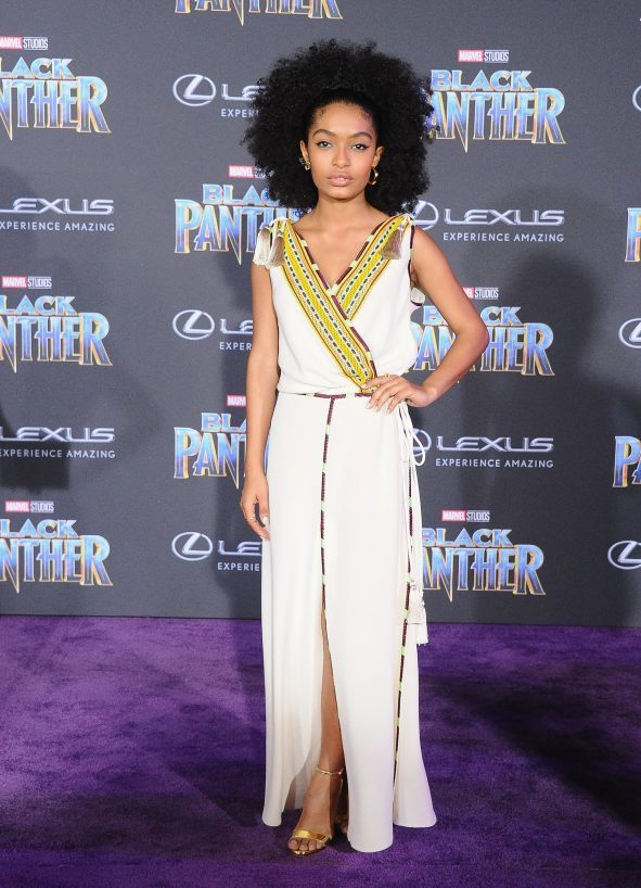 Black Panther Premiere Red Carpet The Best Looks Flare