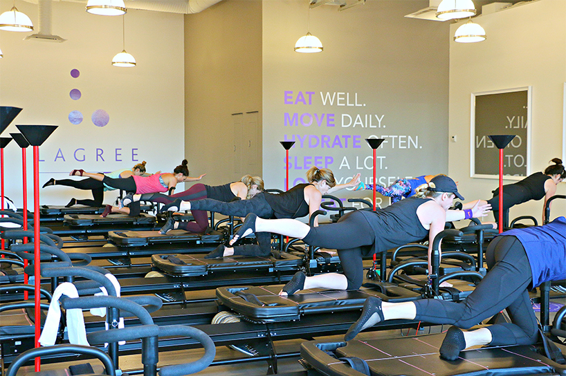 Lagree YYC in Calgary is one of the best fitness classes in Canada