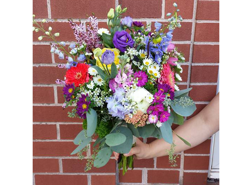 Charlottetown's Hearts and Flowers is one of the best florist Canada