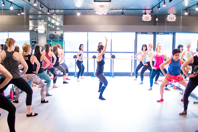 Barre Body Fit at Barre Body Studio in Edmonton is one of the best fitness classes in Canada