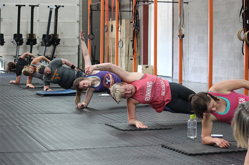 Crossfit Moncton is one of the best fitness classes in Canada