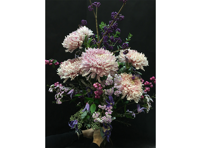 Montrealu0027s Fauchois Fleurs is one of the