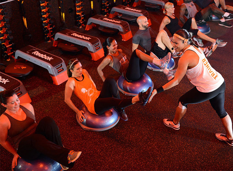 Orangetheory Fitness in St. John's is one of the best fitness classes in Canada