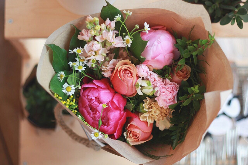 Vancouver's Blossom & Vine Floral Co. is one of the best florist Canada