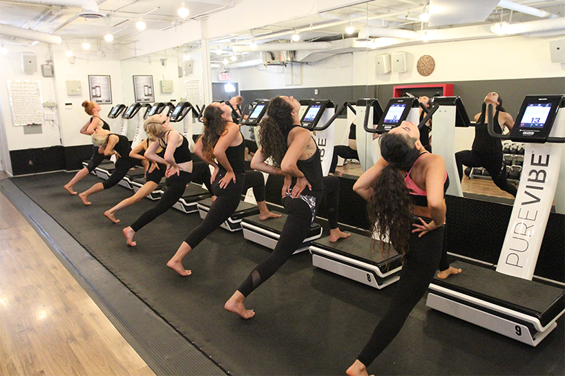 Pure Flow at Pure Vibe in Vancouver is one of the best fitness classes in Vancouver