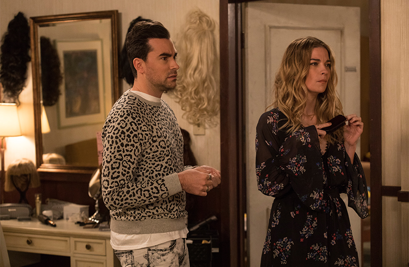 Schitt's Creek Season 4: Dan Levy and Annie Murphy Spill All