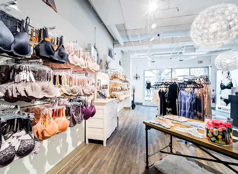 Moncton's Elle Mio is one of the best lingerie shops across Canada