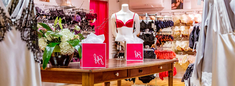 Halifax's Lily's Lingerie is one of the best lingerie shops across Canada