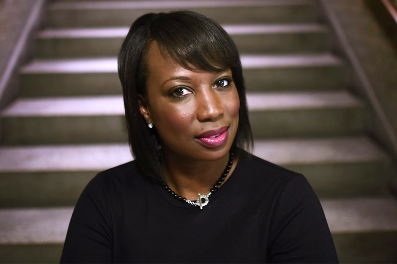 A portrait of Ontario MP Celina Caesar Chavannes-inline