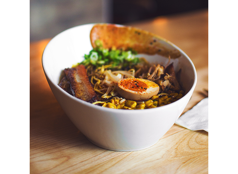 Edmonton's Prairie Noodle Shop is one of the best ramen restaurants in Canada
