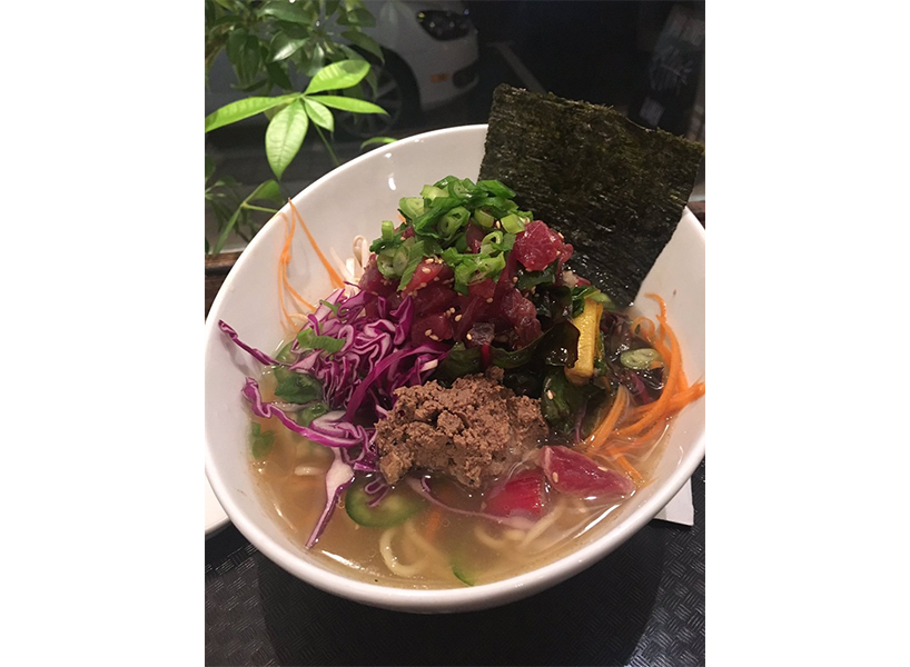 St. John's Bad Bones Ramen is one of the best ramen restaurants in Canada